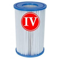 Bestway zwembadpomp filter type 4 cardridge