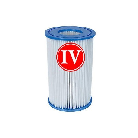 Bestway zwembadpomp filter type 4 cartridge
