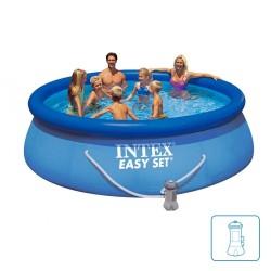 Intex Easy Set Pool 366 x 76 cm zwembad met pomp