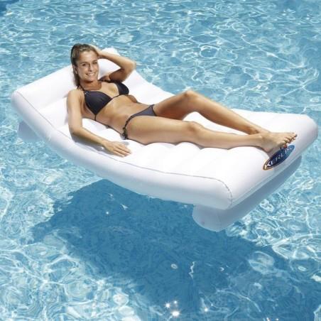 Luxe zwembad drijfstoel Interline Pool luchtbed
