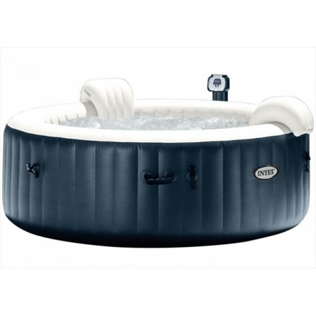 6 pers whirlpool kopen intex pure bubble spa navy plus whirlpools. Black Bedroom Furniture Sets. Home Design Ideas