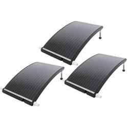 3 x solar boards zwembad verwarming bord