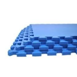 8x Intex vloertegels 50x50x1cm extra dik