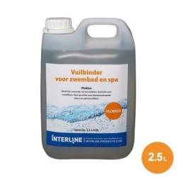 Vlokkingsmiddel 2,5 liter interline