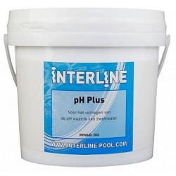 PH plus 3 KG Interline Pool PH waarde