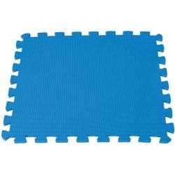 5x Confort vloertegels 60x60x1cm extra dik