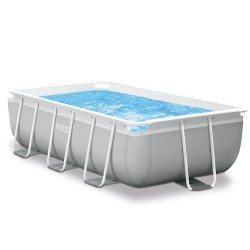 Intex Prism Ultra Frame Pool 300 x 175 cm rectangle