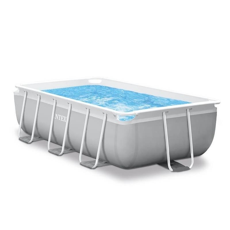 Intex Prism Ultra Frame Pool 300 x 175 cm rectangle