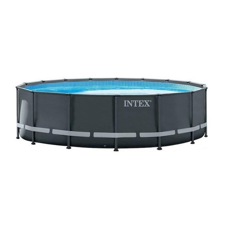 Intex Ultra XTR Frame Pool 488 x 122 cm Rond met zandfilter