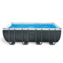 Intex Ultra XTR Frame Pool 549 x 274 x 132 cm rectangle met zandfilter