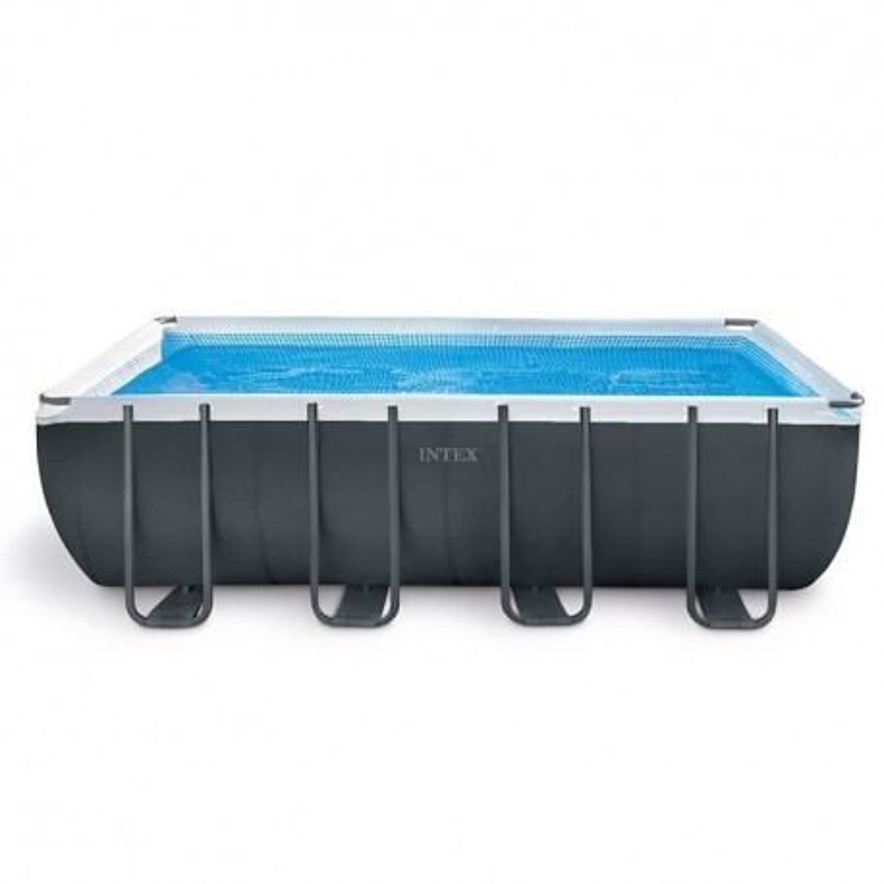 Intex Ultra XTR Frame Pool 549 x 274 x 132 cm rectangle met zandfilter