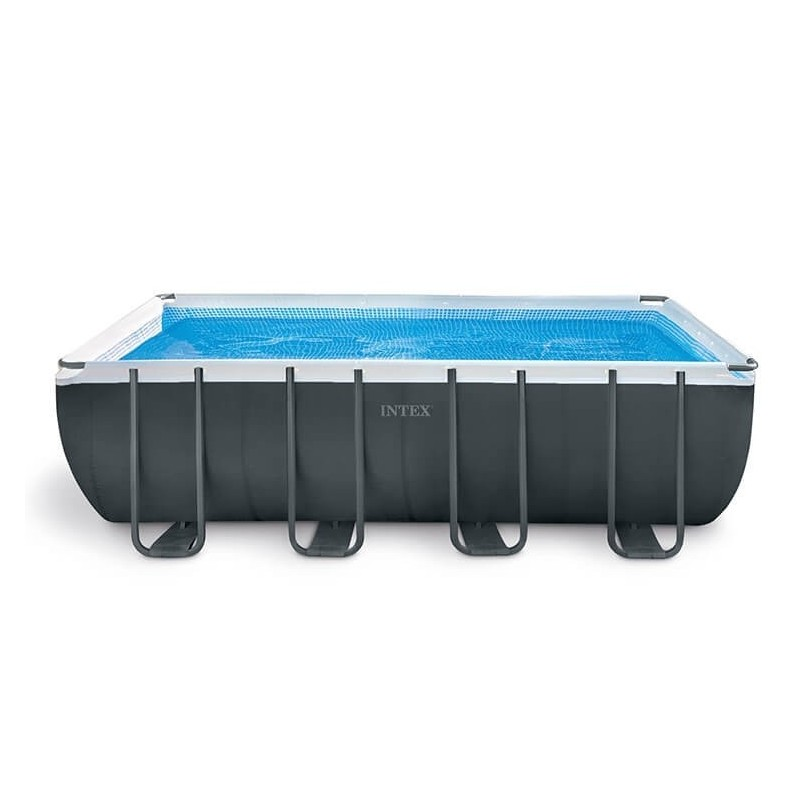 Intex Xtr Rectangle Ultra Frame Pool 549 X 274 X 132 Cm