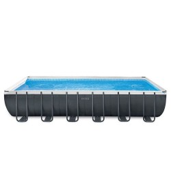 Intex Ultra XTR Frame Pool 732 x 366 x 132 cm rectangle