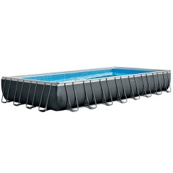 Intex Ultra XTR Frame Pool 975 x 488 x 132 cm rectangle met zandfilter