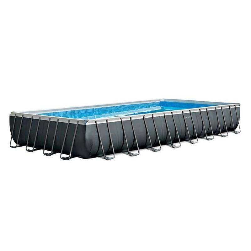 Intex Ultra XTR Frame Pool 975 x 488 x 132 cm rectangle met zandfilter