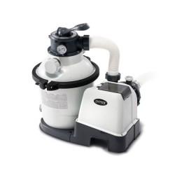 Zandfilterpomp 4000 l/u  Zwembad filterpomp 4m3/h