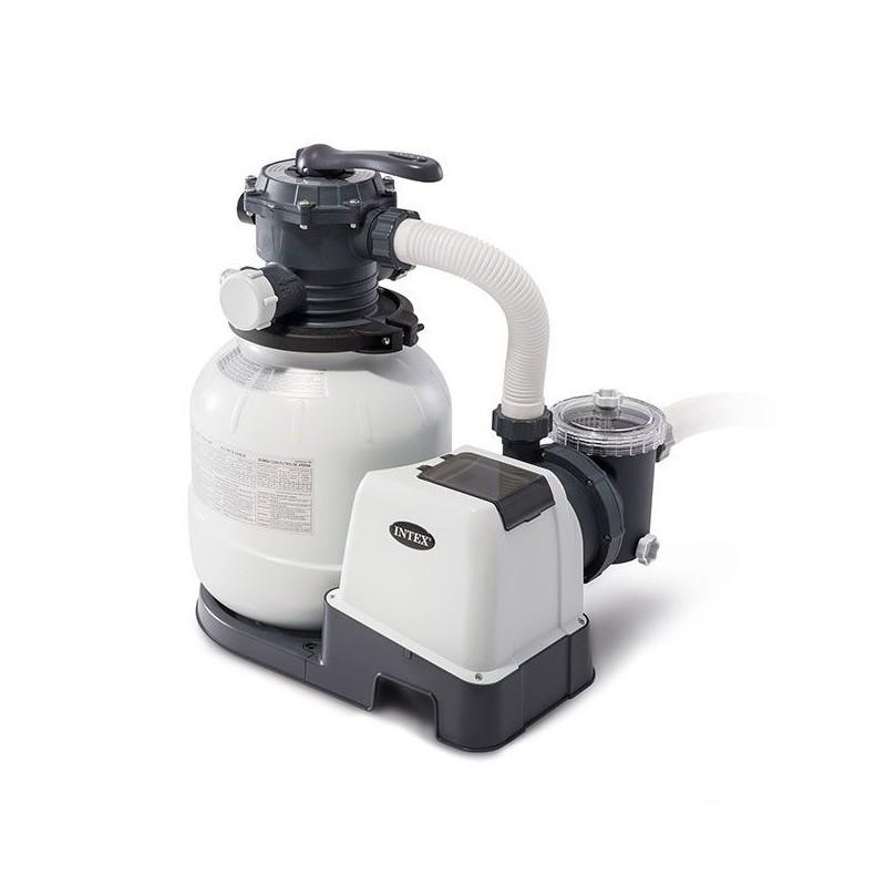 Zandfilterpomp 6000 l/u  Zwembad filterpomp 6m3/h