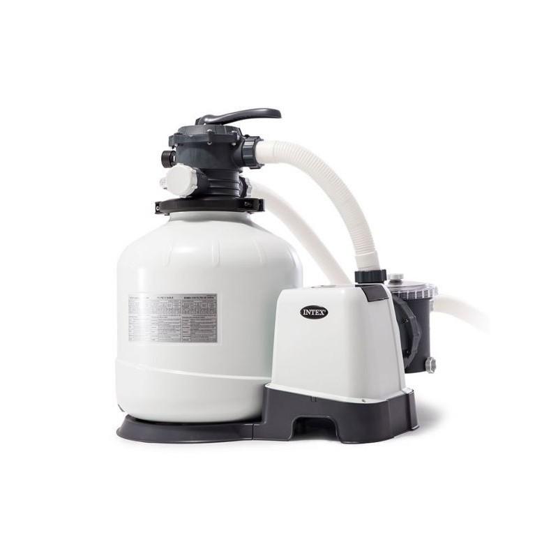 Zandfilterpomp 10.000 l/u  Zwembad filterpomp 10m3/h