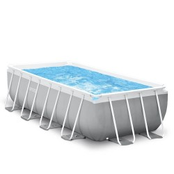 Intex Prism Frame Pool 400x200x100cm rectangle