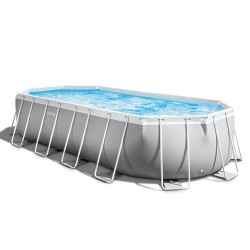 Intex Ovaal Prism Frame Pool 610 x 305 x 122 cm