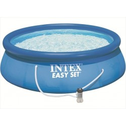 Intex Easy Set Pool 457 x 84 cm zwembad met pomp