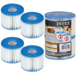 4 x Intex spa Filter type S1 cartridge 29001
