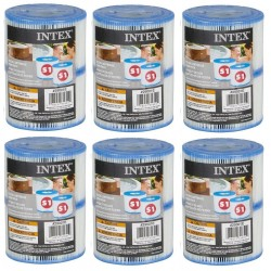 12 x Intex spa Filter type S1 cartridge 29001