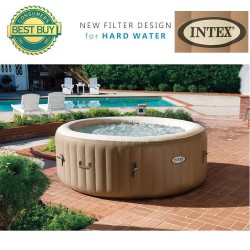 Whirlpool 4 pers Intex Pure Spa Bubble ECO