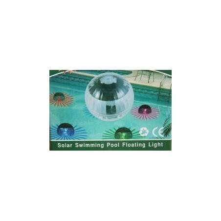 Solar Bol zwembadverlichting keuren show