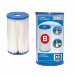 Intex zwembadpomp  type B filter cartridge