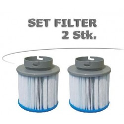 Whirlpool filter cartridge M-spa