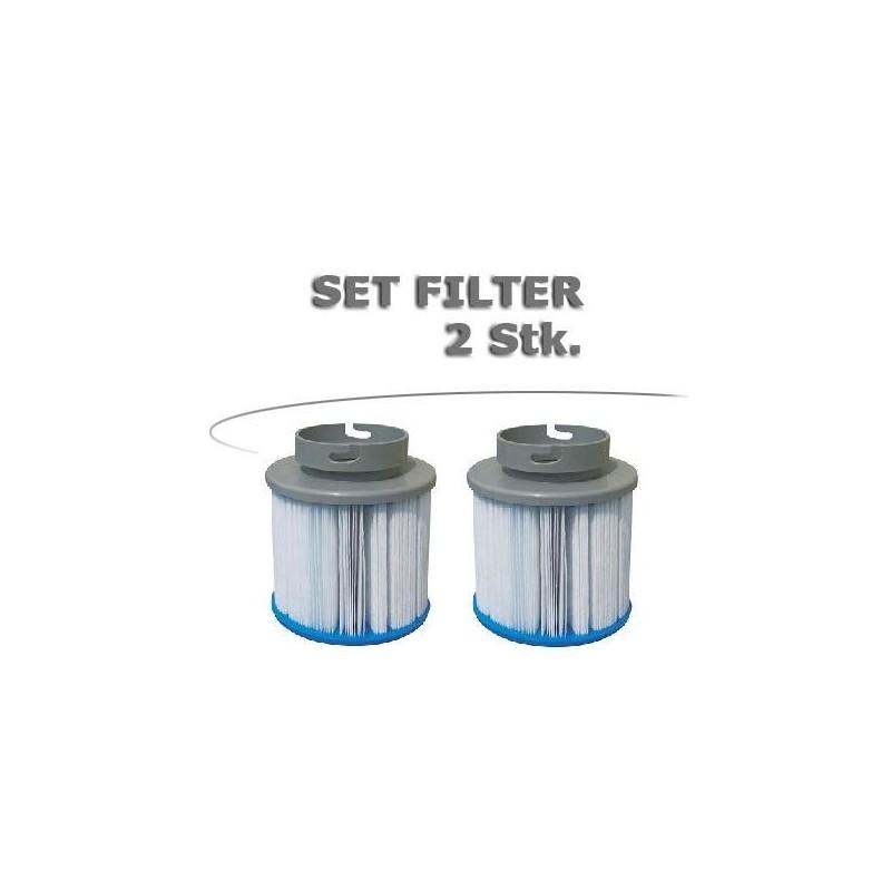 Whirlpool filter cartridge M-spa