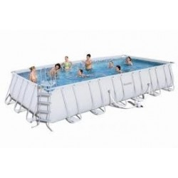 Bestway Frame Pool 549x274x122 cm rectangle zwembad
