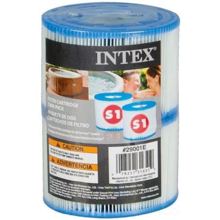 Intex spa filterpomp type S1 cartridge 29001