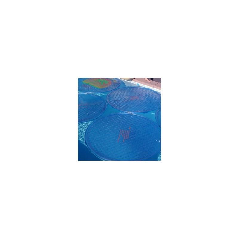 10x Solar Sun Rings Blauw of Palm opdruk