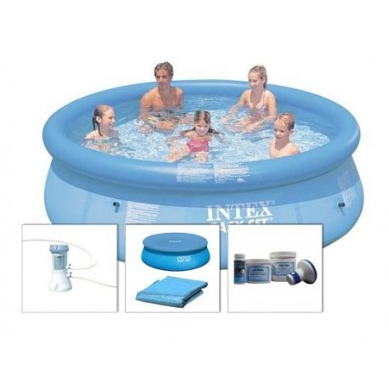 Intex Easy Set Pool  366 x 76 cm SET aanbieding