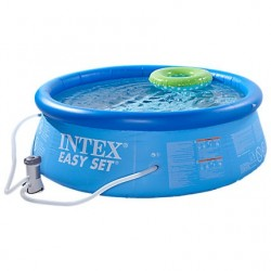 Intex Easy Set Pool 244 x 76 cm met pomp