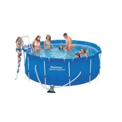 Bestway Frame Pool 366 X 122 cm Steel Pro zwembad