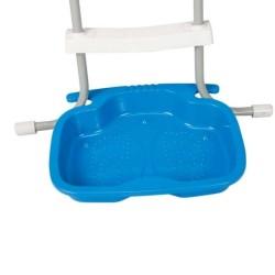 Intex zwembad instap voetbad