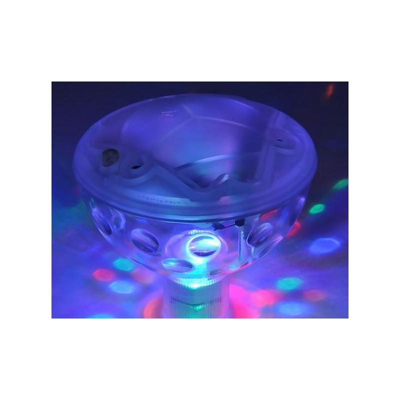 Kleuren lichtshow zwembad lamp drijf verlichting zwembadverlichting ...