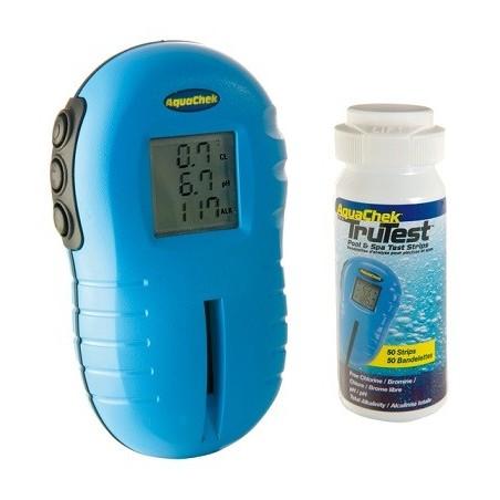 Digitale testset zwembad Chloor en PH meter