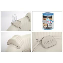 Comfort Set Intex Pure Spa Jacuzzi 1 persoons