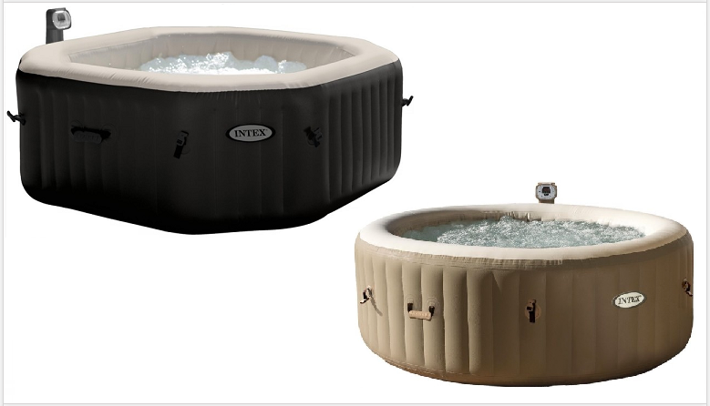 Intex Pure Spa jacuzzi